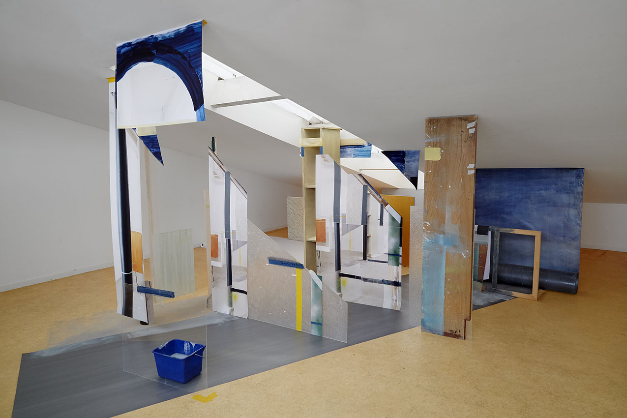 Heike Gallmeier Installation Photography
